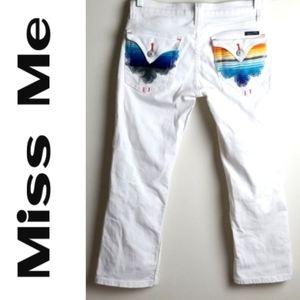 Miss Me  Southern Aztec Jeans JP4316W - Size 26